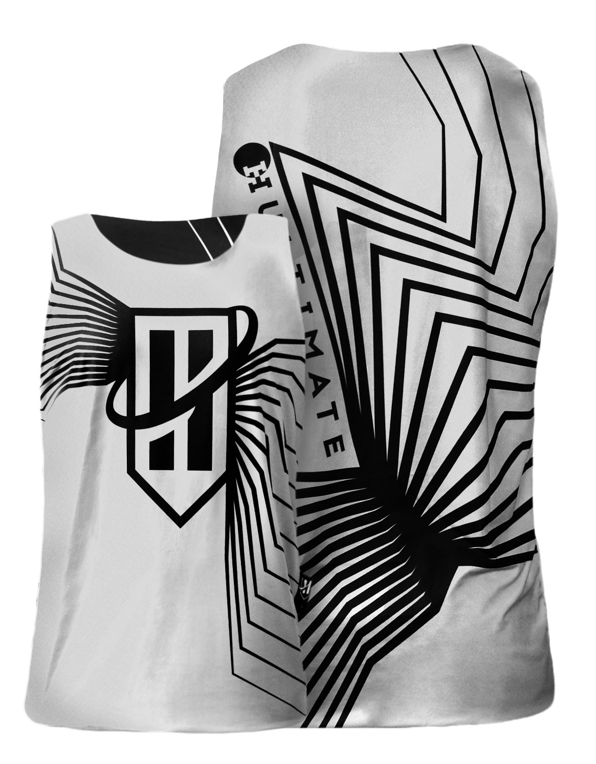 OUTLET | Products | NEW B&W REVERSIBLE | Hultimate Sportswear