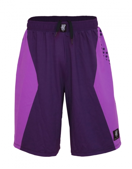Shorts B-purple | Hultimate Sportswear