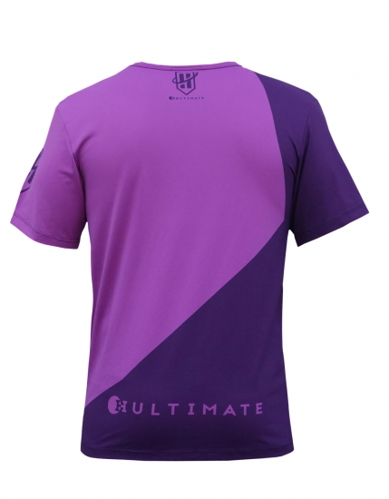 T-shirts B-purple | Hultimate Sportswear